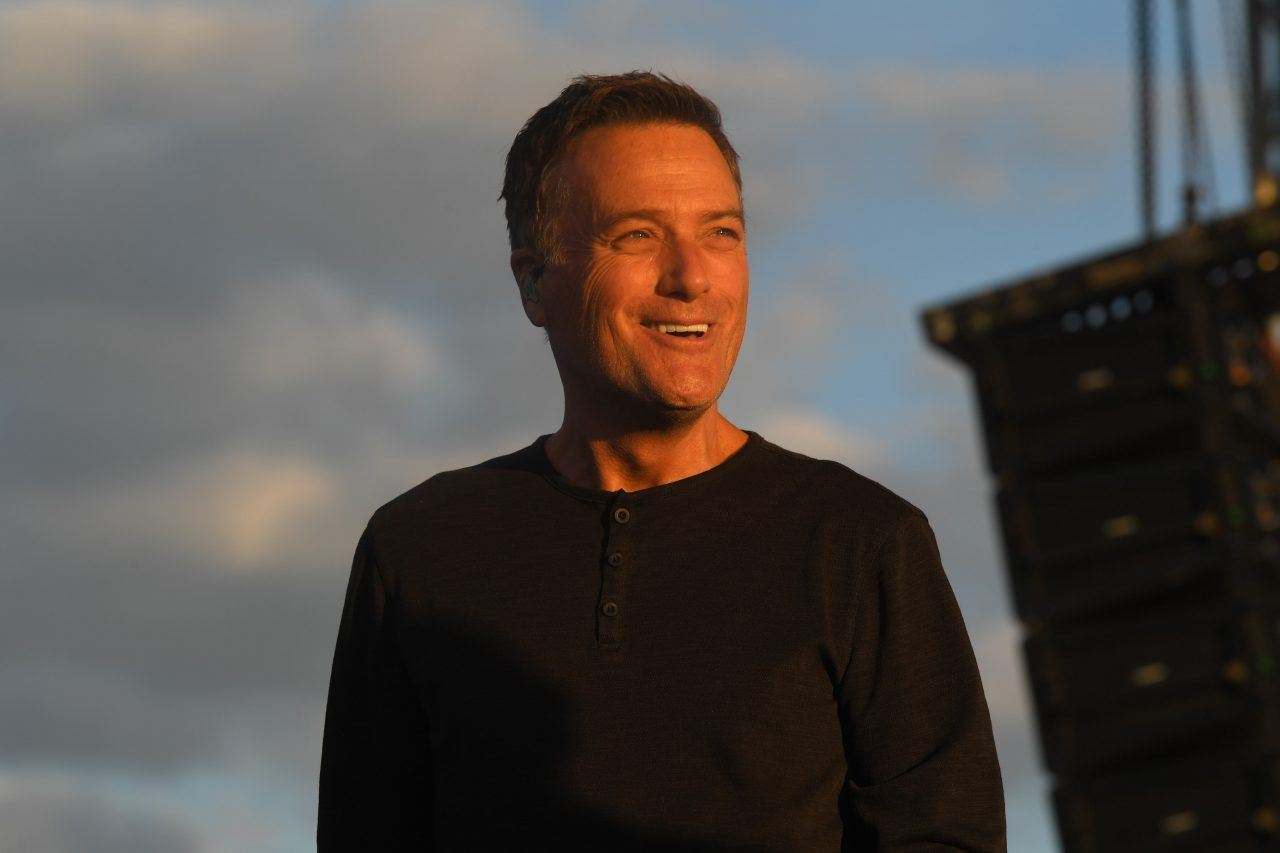 Michael W. Smith Brings Live Music Back For Fans With Drive-In Concert