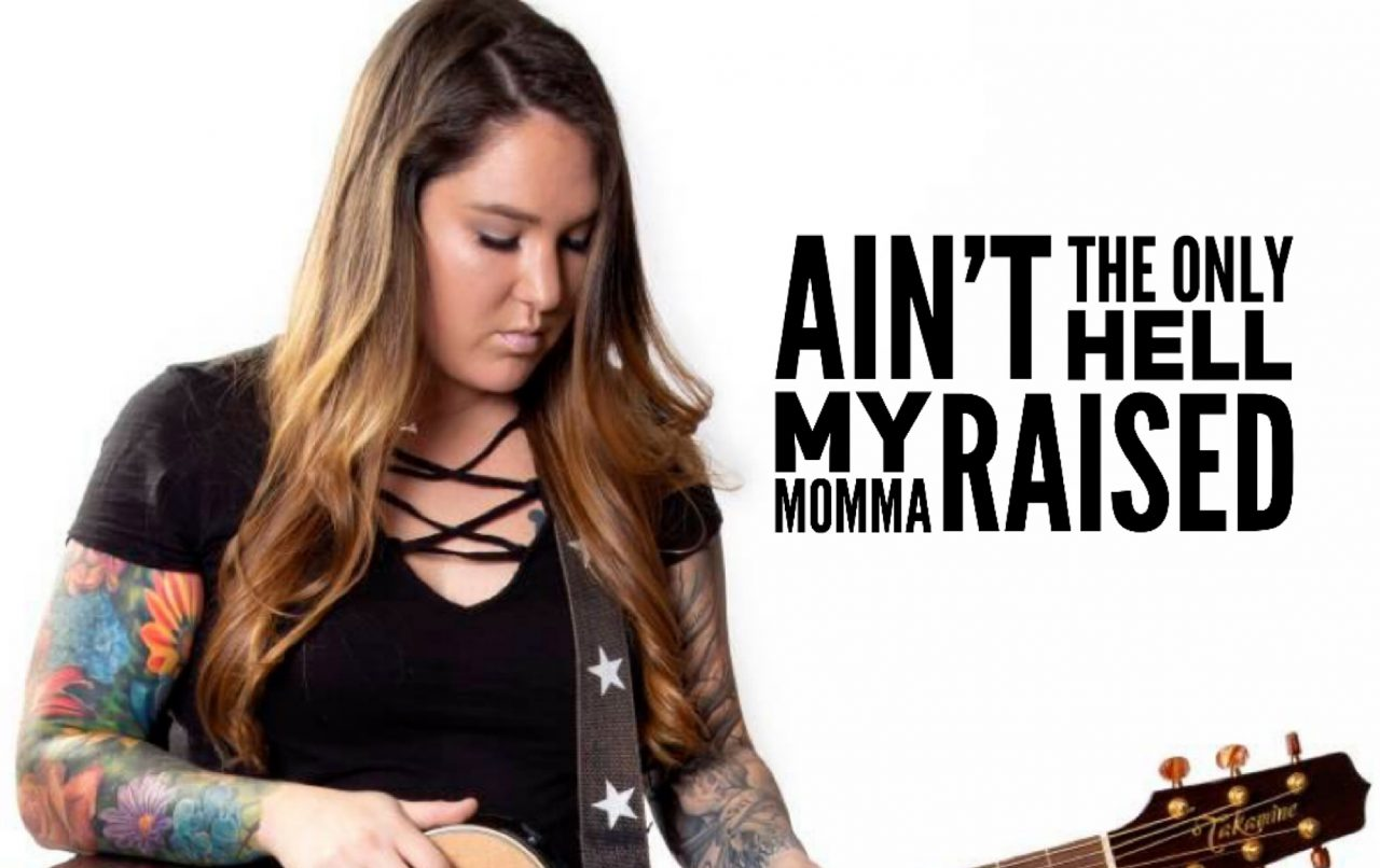 Allie Colleen Celebrates Moms in 'Ain't the Only Hell (My Mama Raised)'