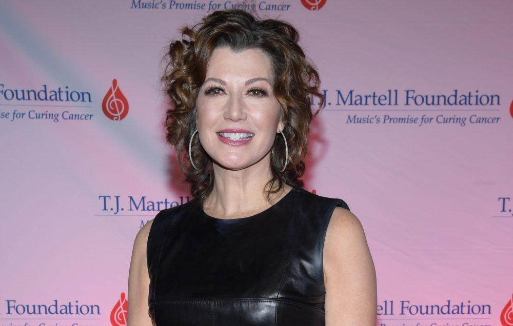Amy Grant In Recovery Following Open Heart Surgery