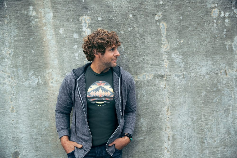 Billy Currington Celebrates Five Year Anniversary of 'Summer Forever'