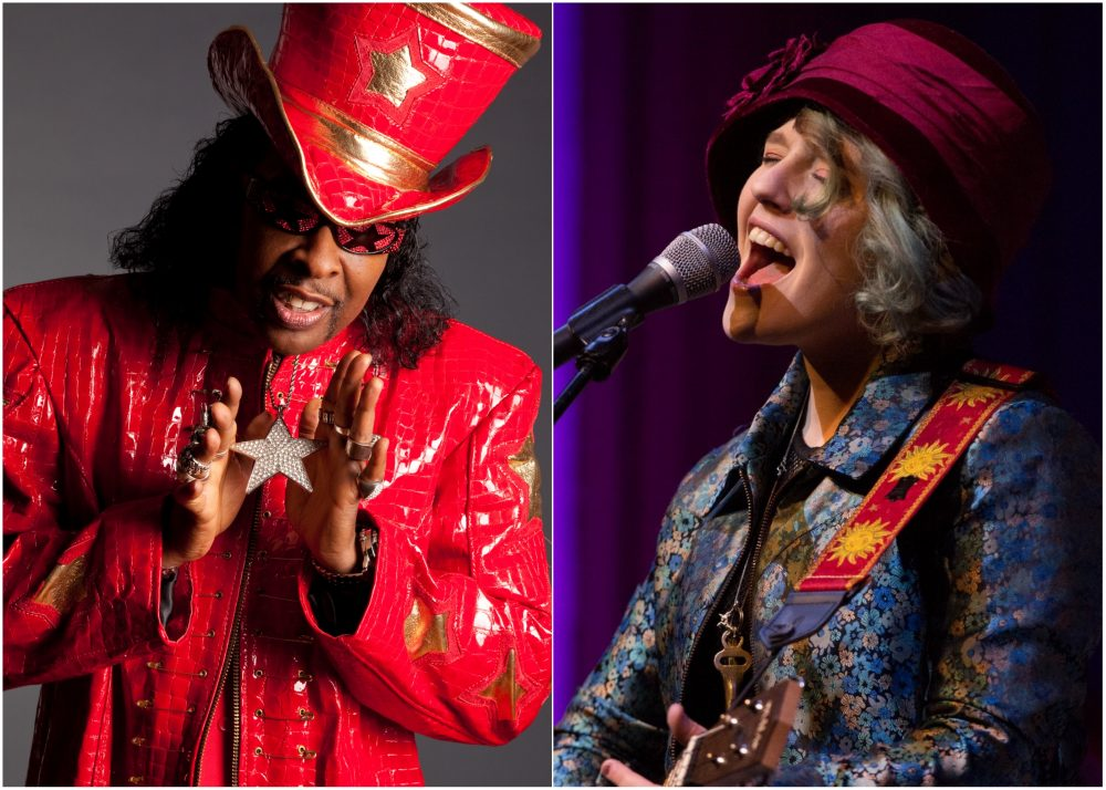 Rock and Roll Hall of Famer Bootsy Collins and Country Upstart EmiSunshine Join Forces on 'Stars'