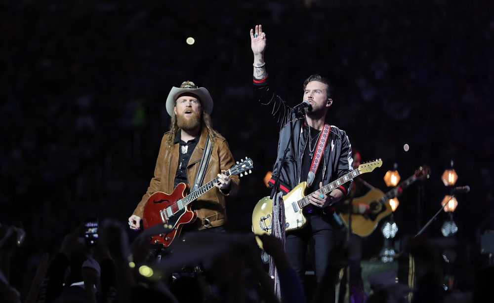 Brothers Osborne Invoke Dr. King in Speaking Out Against Racism
