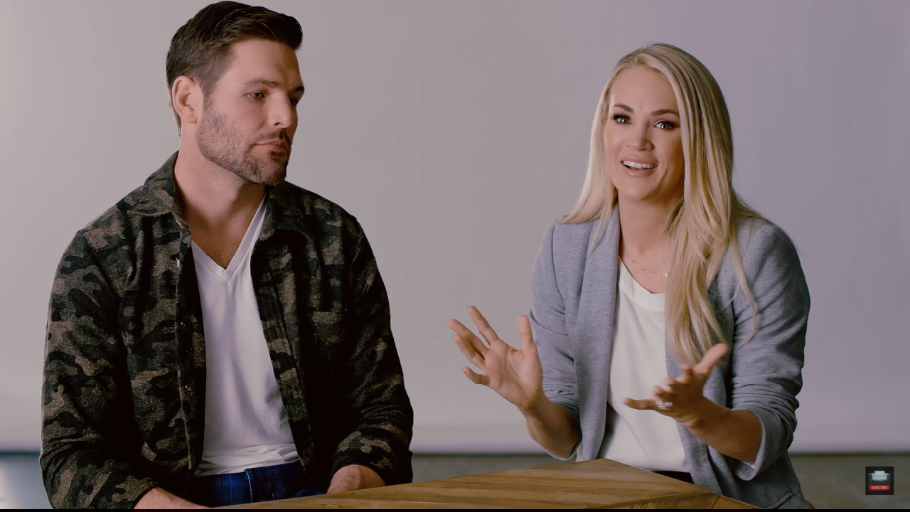 Watch Episode 3 of Mike Fisher and Carrie Underwood's 'God & Family'