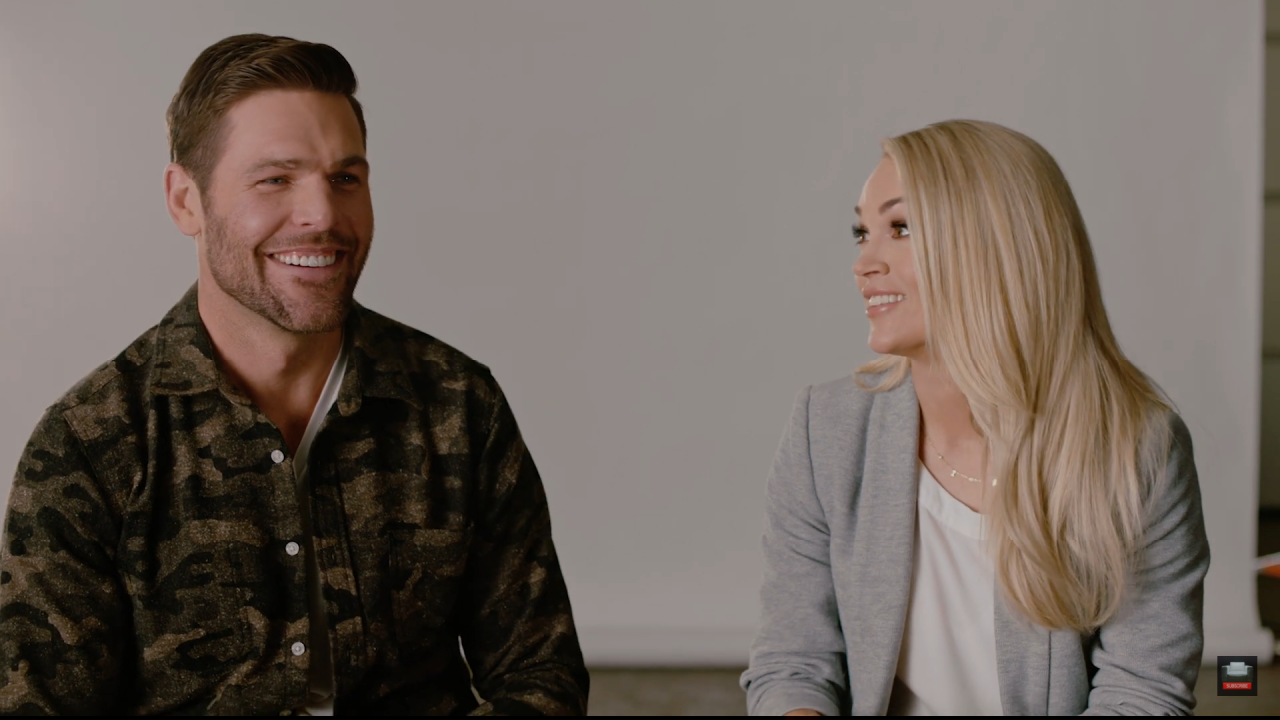 Carrie Underwood and Husband Share Final Episode of 'Mike and Carrie: God & Country'