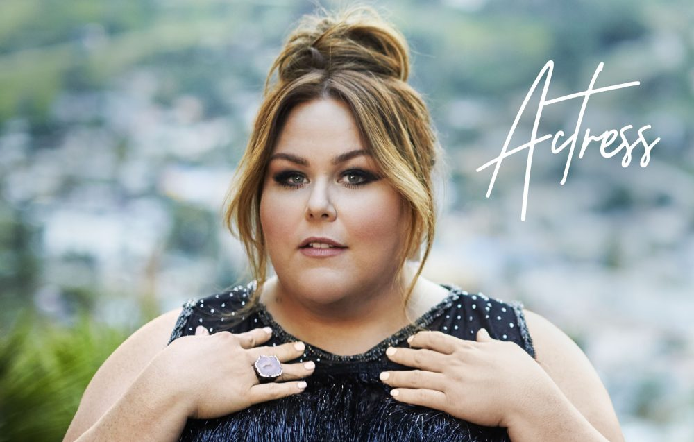 Chrissy Metz Hides the Hurt in New Song, 'Actress'