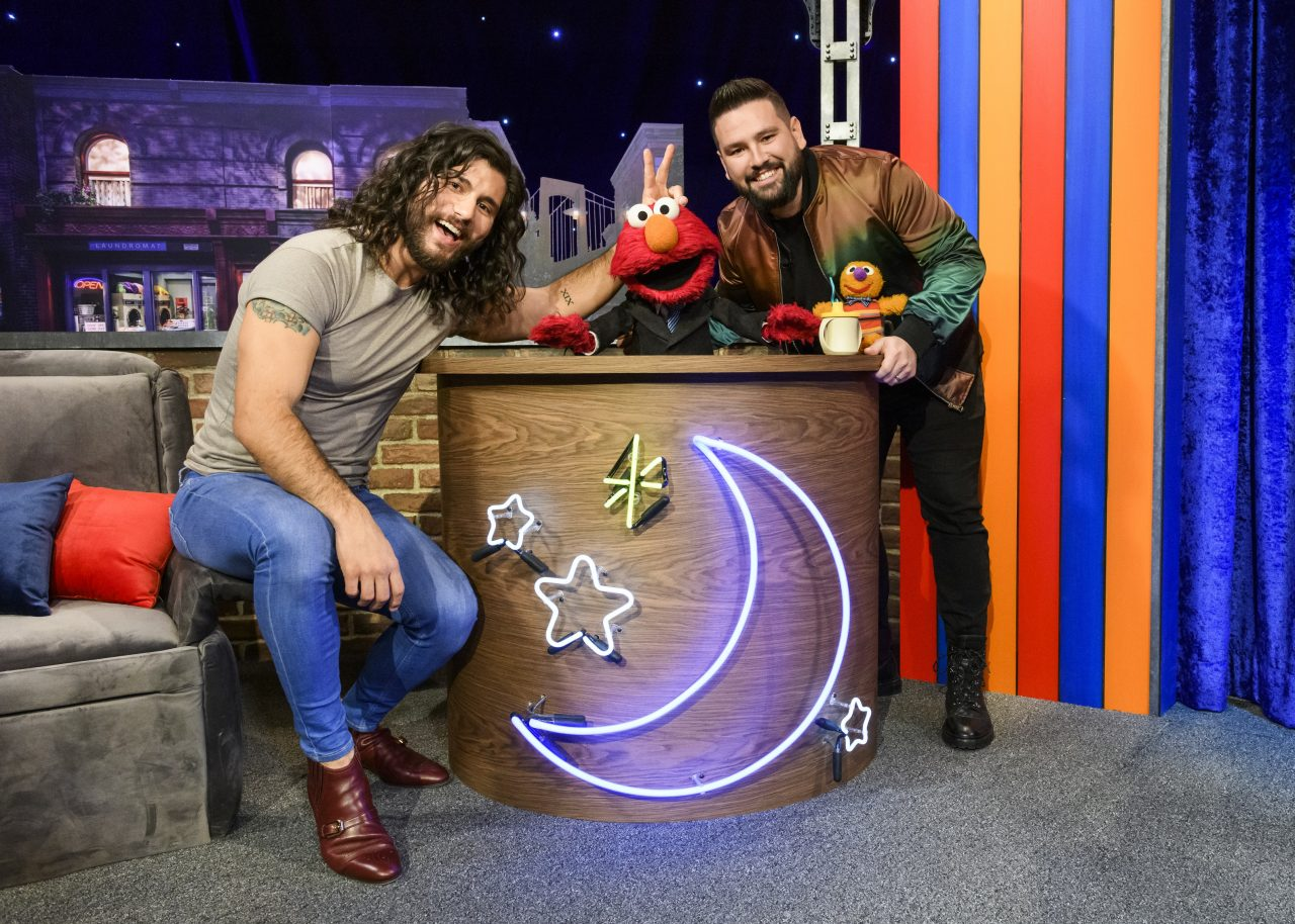 Dan + Shay Join Elmo To Cover A Sesame Street Classic