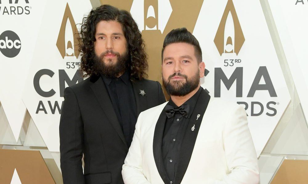 Dan + Shay Break Social Media Hiatus To Address Racial Injustice
