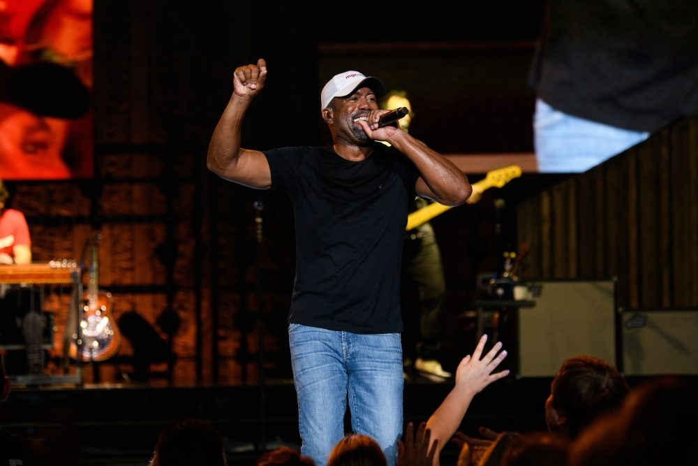 People Are Just Now Realizing Darius Rucker Sings About the Miami Dolphins in 'Only Wanna Be With You'