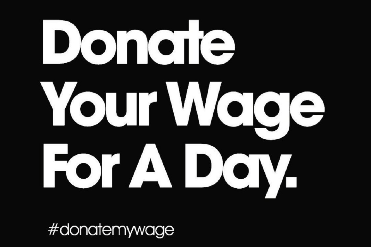 Music Industry Launches 'Donate My Wage' to Fight Racial Injustice