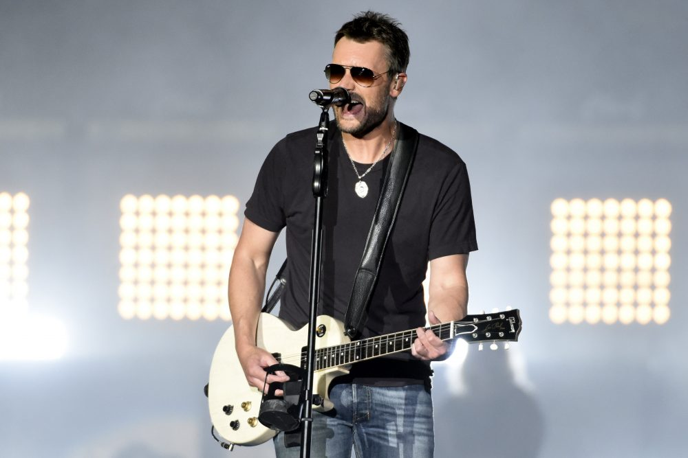 Eric Church Gets Pissed Off for 'Stick That In Your Country Song'