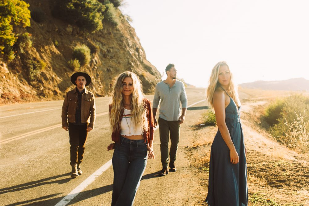 Colbie Caillat, Justin Kawika Young Announce Departure From Gone West