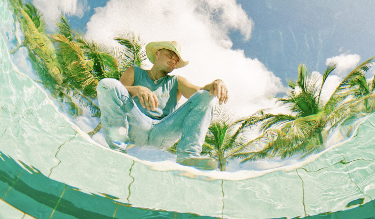 Kenny Chesney Taps Simple Wisdom in New Single 'Happy Does'