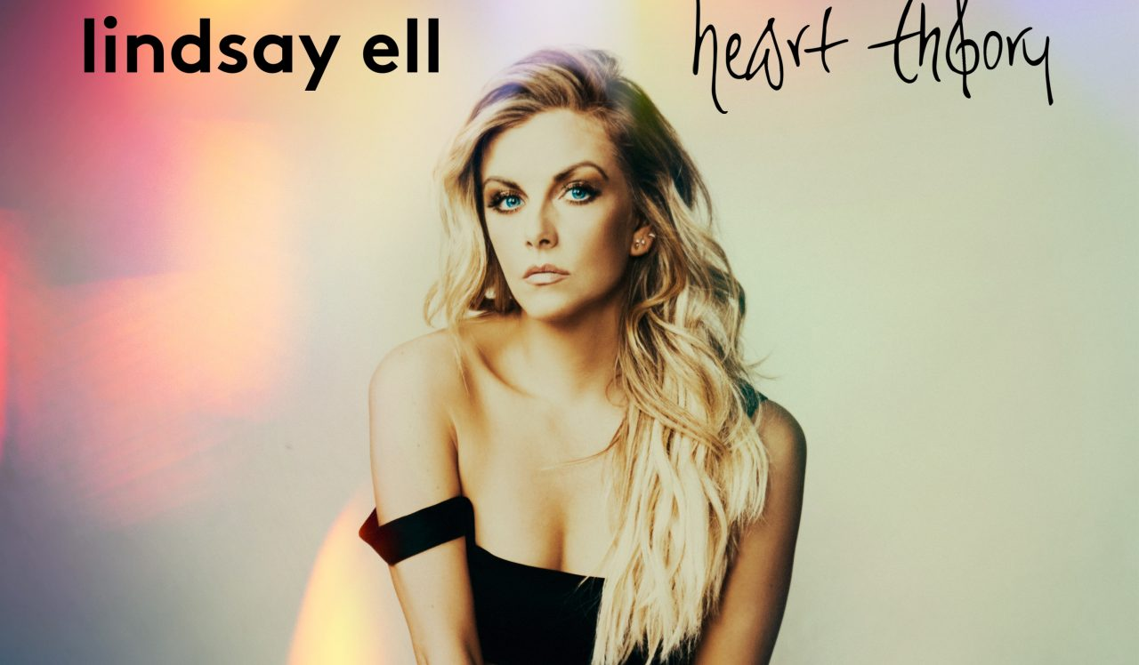 Lindsay Ell Reveals Plans for Sophomore Album, 'heart theory'