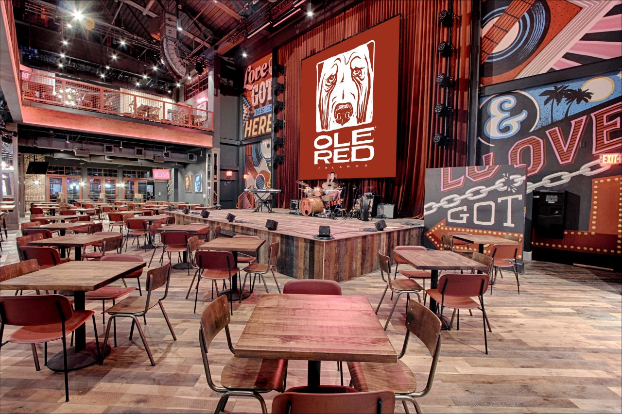Ole Red Orlando Set To Open Its Doors On June 19