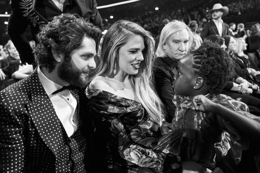 Thomas Rhett and Lauren Akins Respond to George Floyd Killing