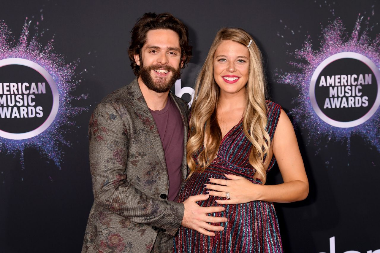 Thomas Rhett's Wife Lauren Honors Him In Father's Day Post