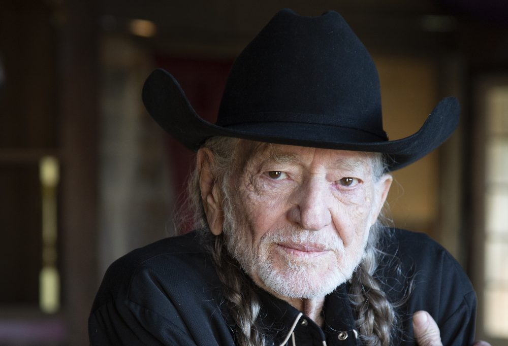 Album Review: Willie Nelson's 'First Rose Of Spring'
