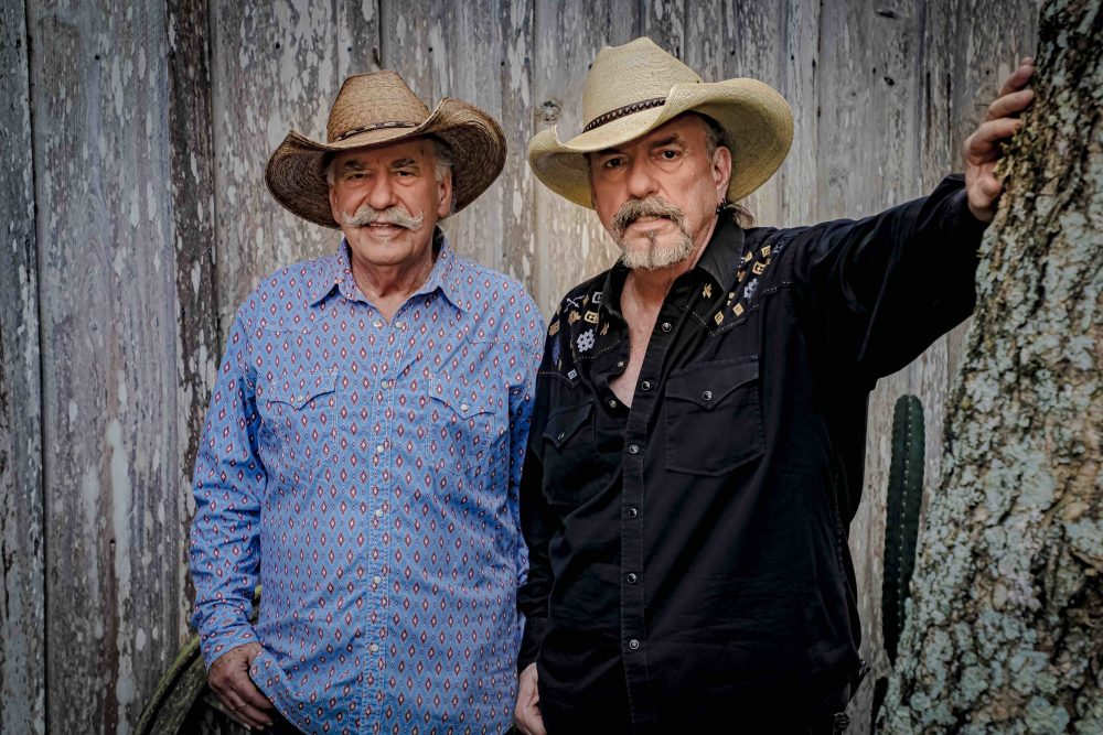 Bellamy Brothers Share Track List, Cover Art, Lead Single from 'Bucket List' EP