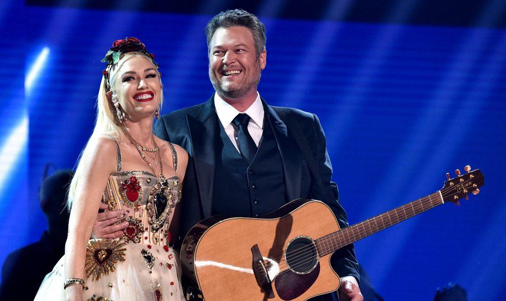 Blake Shelton and Gwen Stefani Team Up Again for 'Happy Anywhere'