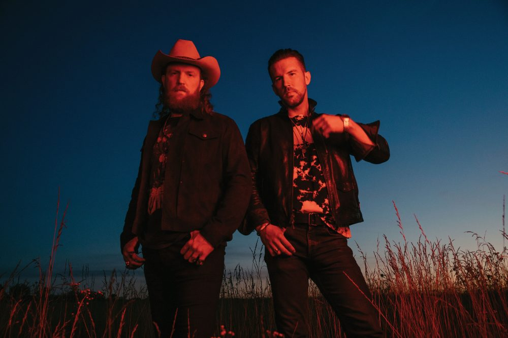Brothers Osborne Pull the Strings Behind COVID Craziness for 'All Night'