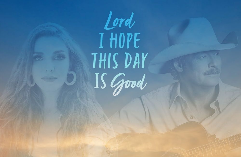 Caylee Hammack, Alan Jackson Offer Hope On New Duet 'Lord, I Hope This Day Is Good'