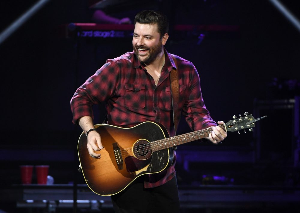 Chris Young Feels A Personal Connection To 'If That Ain't God'