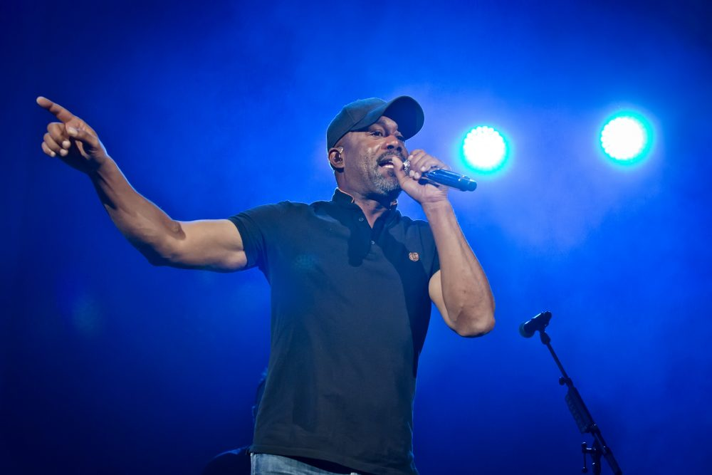 Darius Rucker Previews 'Beers and Sunshine' and St. Jude Benefit
