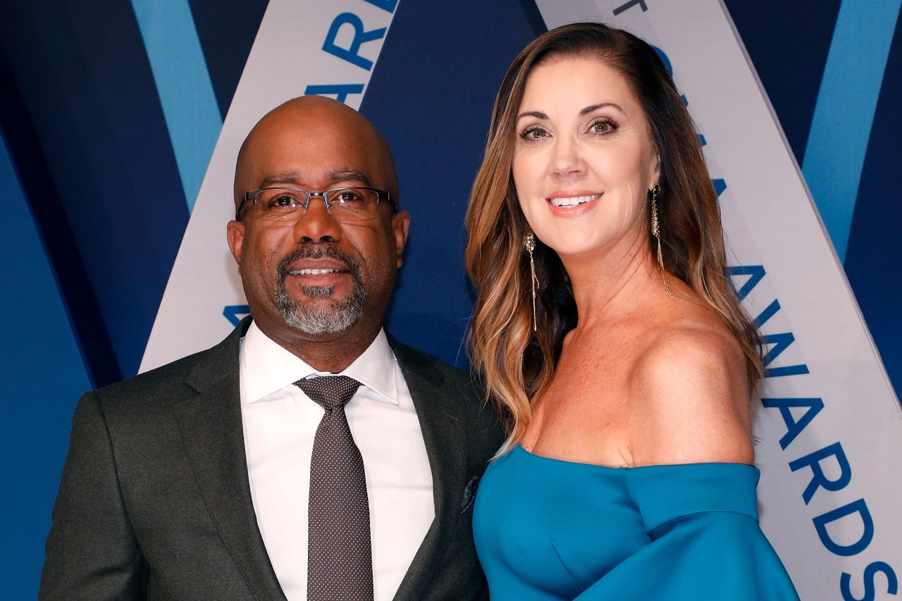 Darius Rucker and Wife Beth Announce Separation