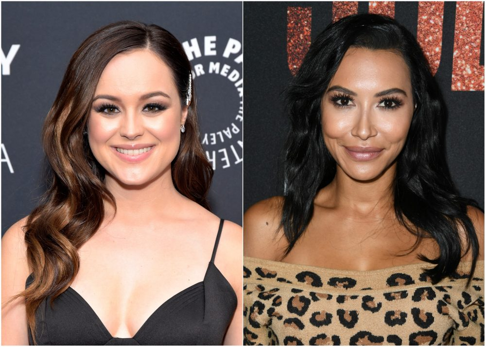 Hayley Orrantia Sends Prayers to Actress Naya Rivera Amid Search Efforts