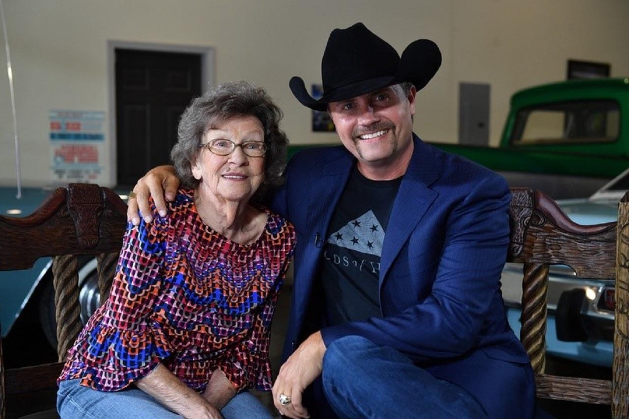 John Rich's 'Granny Rich' Dies at 88