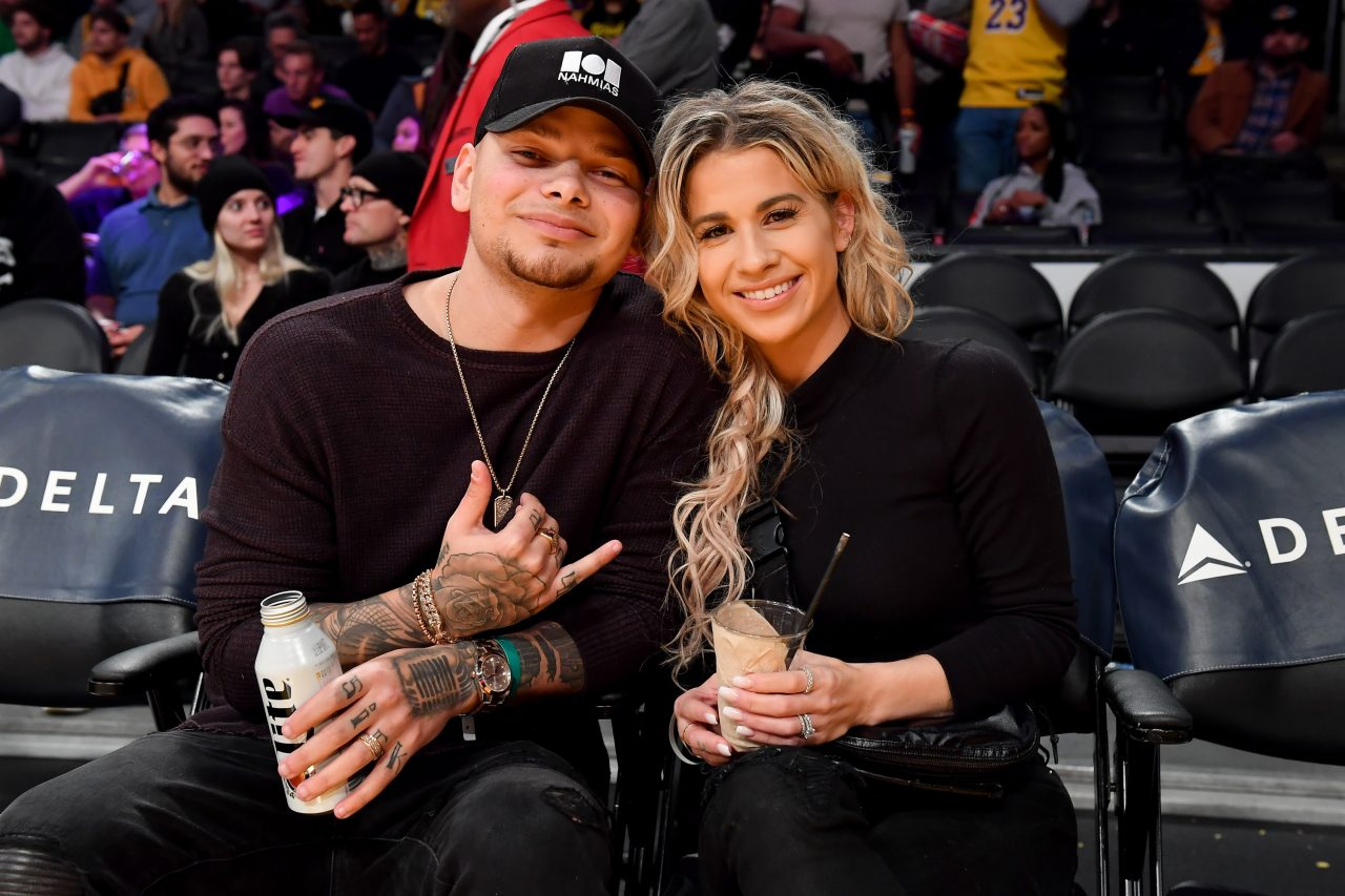 Kane Brown Reveals Upcoming Collaboration with Wife Katelyn Jae