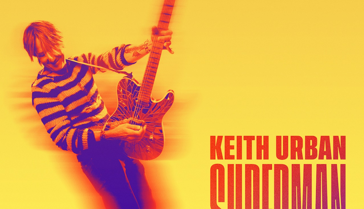 Keith Urban Becomes the Man of Romantic Steel in 'Superman'