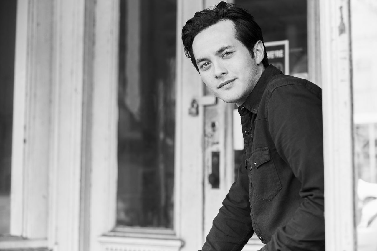 Laine Hardy Shares Sweet Bliss Of 'Tiny Town' Life In New Song