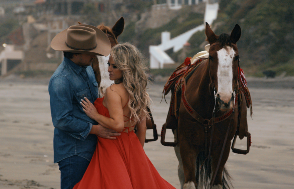 Leah Turner Turns Up the Heat for 'Once Upon a Time in Mexico' Video