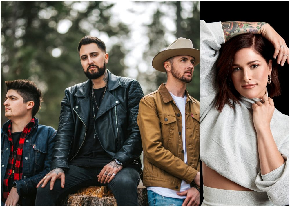 Leaving Austin Enlists Cassadee Pope for New Song 'American Avenue'
