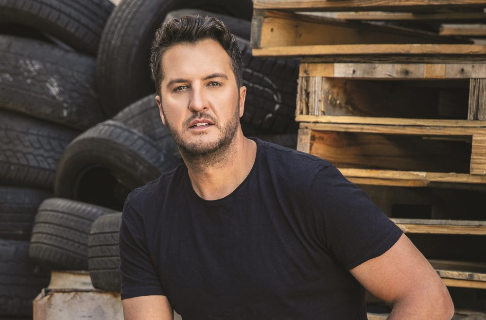 Luke Bryan: The Cover Story