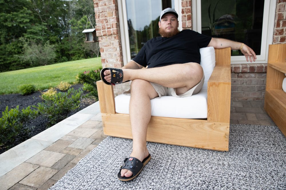 Luke Combs Announces New Crocs Bootlegger Slide Sandal