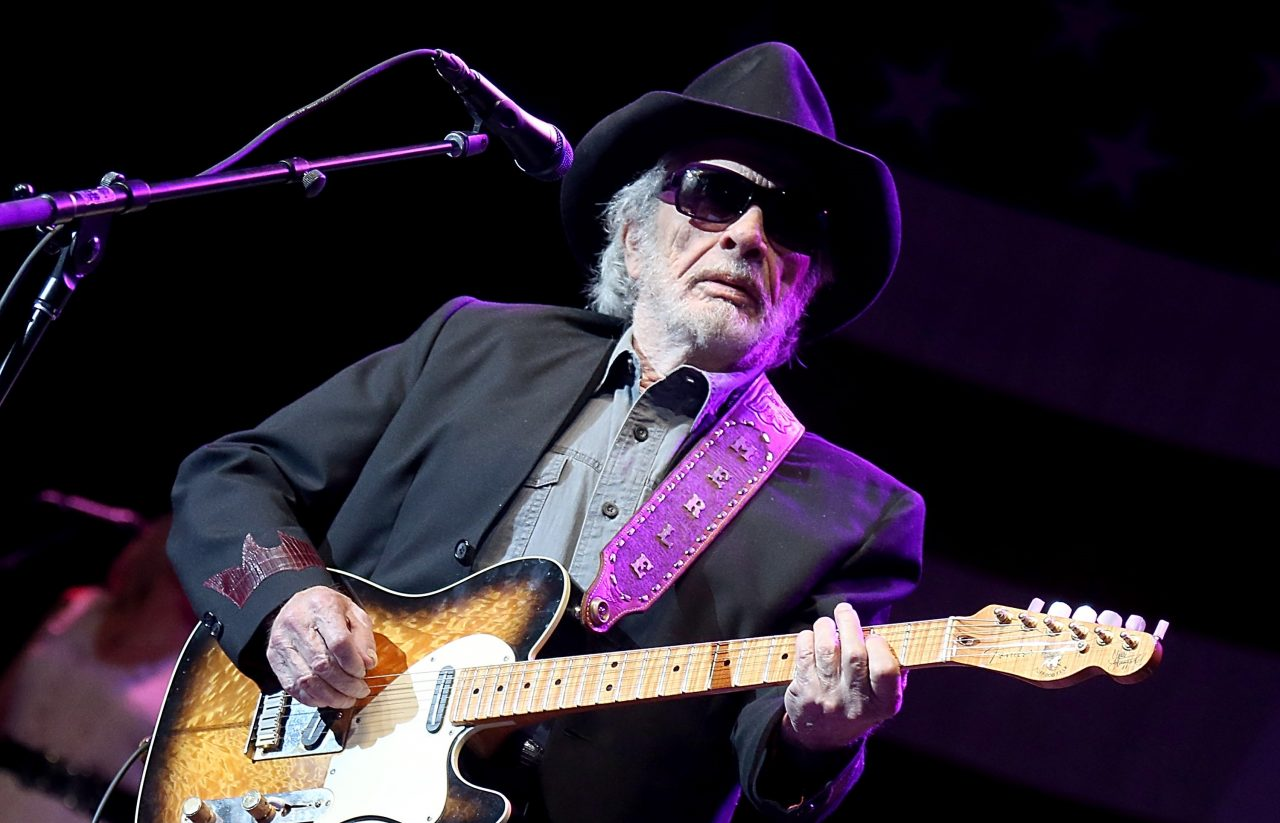 Merle Haggard Biopic Currently In the Works on Amazon Prime