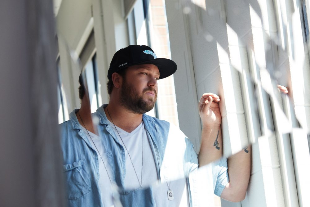 Mitchell Tenpenny Takes the Blame in New Single, 'Broken Up'