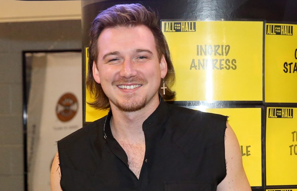 Morgan Wallen Announces Birth of Son, Indigo Wilder