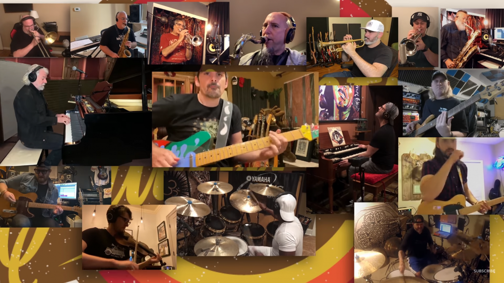 Quarantine All-Stars Serve Up New Song & Video to Raise Money for MusiCares