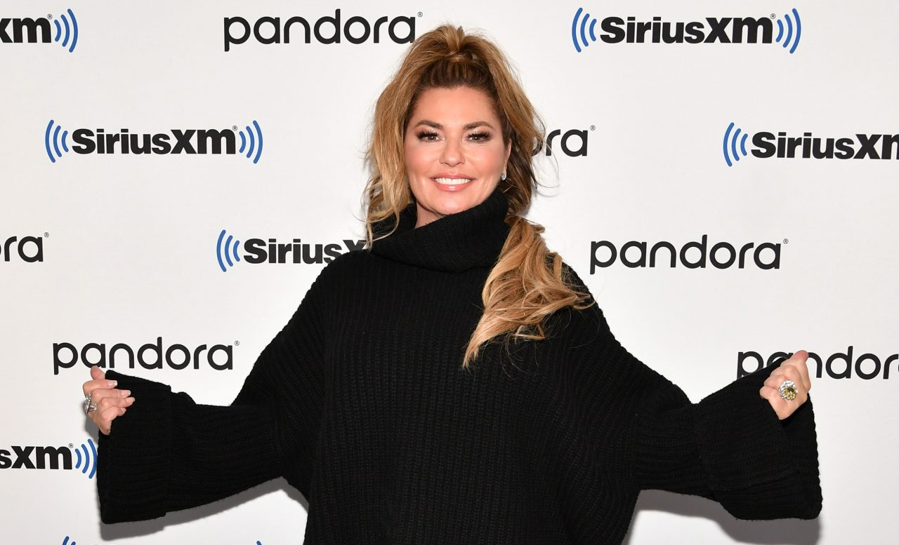Shania Twain Introduces Fans to Her New Puppy