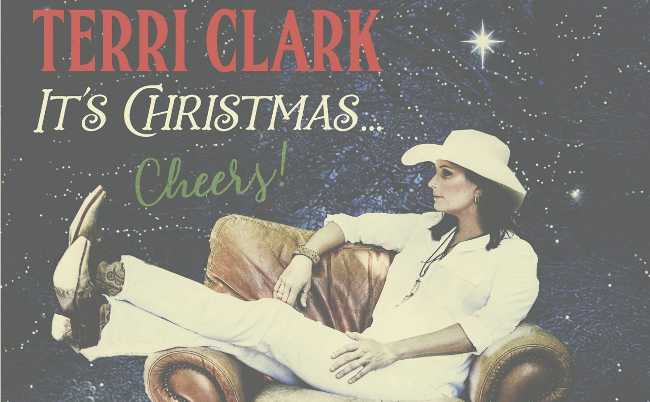 Terri Clark Announces 'It's Christmas… Cheers!' Album