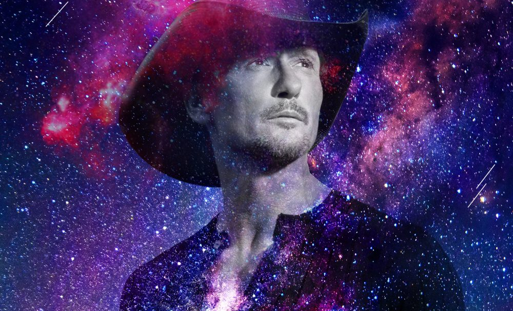 Tim McGraw Shares 'Here On Earth' Track List, Cover Art
