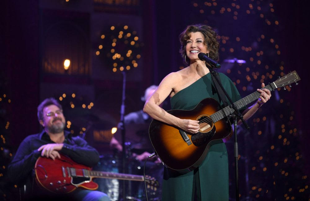 Amy Grant Reveals the Story Behind Her Open Heart Surgery
