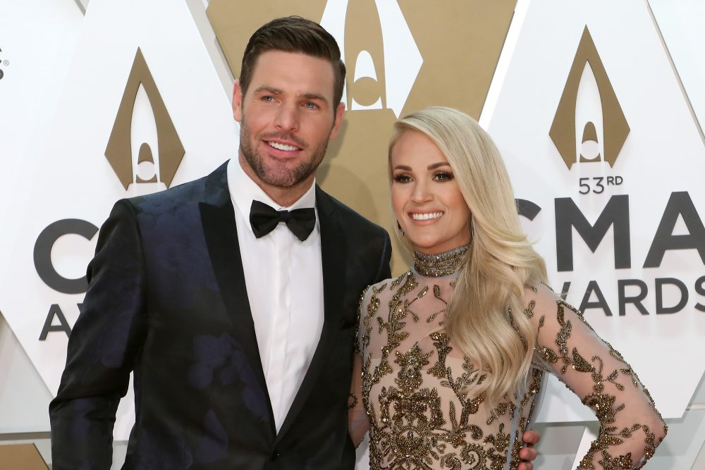 Carrie Underwood's Husband Joins Her fit52 Workout App