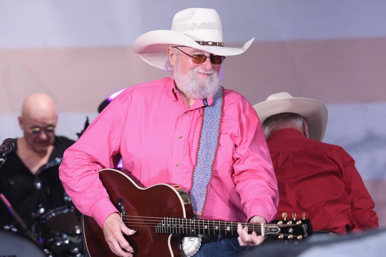 Stars Join Lineup of Charlie Daniels' Volunteer Jam Tribute