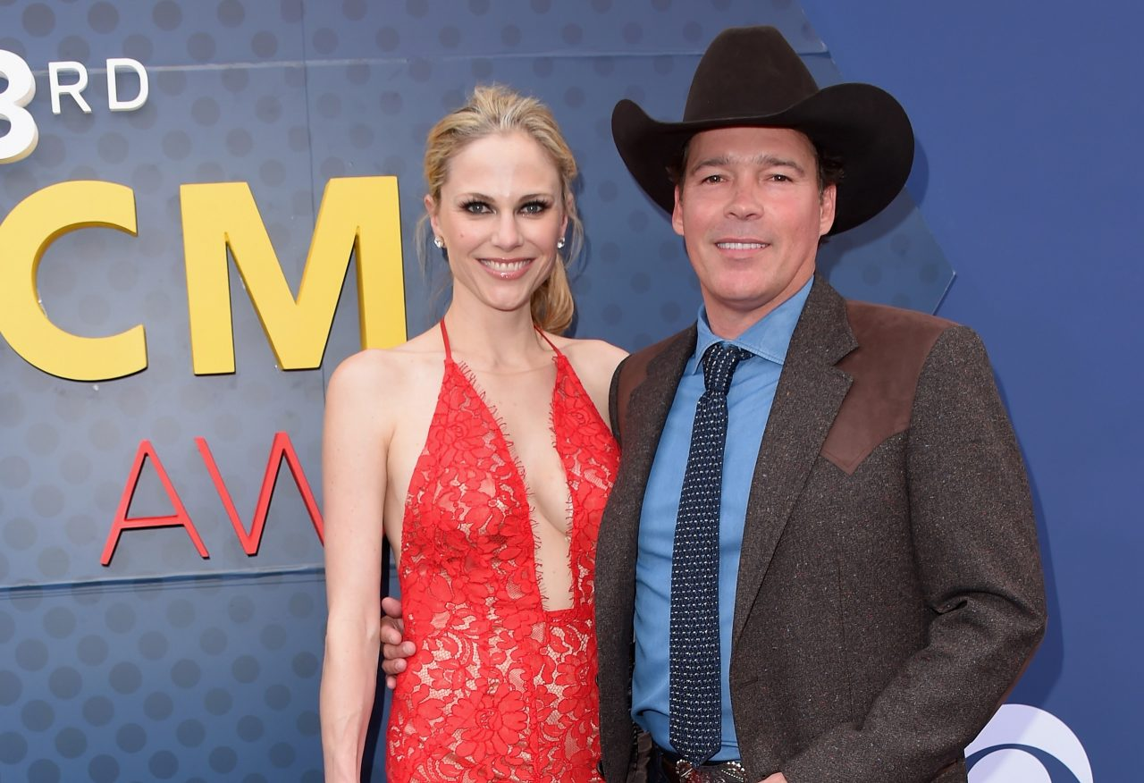 Clay Walker and Wife Welcome Son Christiaan Michael