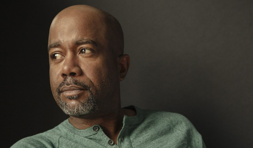 Darius Rucker Makes Romance an Art Form in 'My Masterpiece'