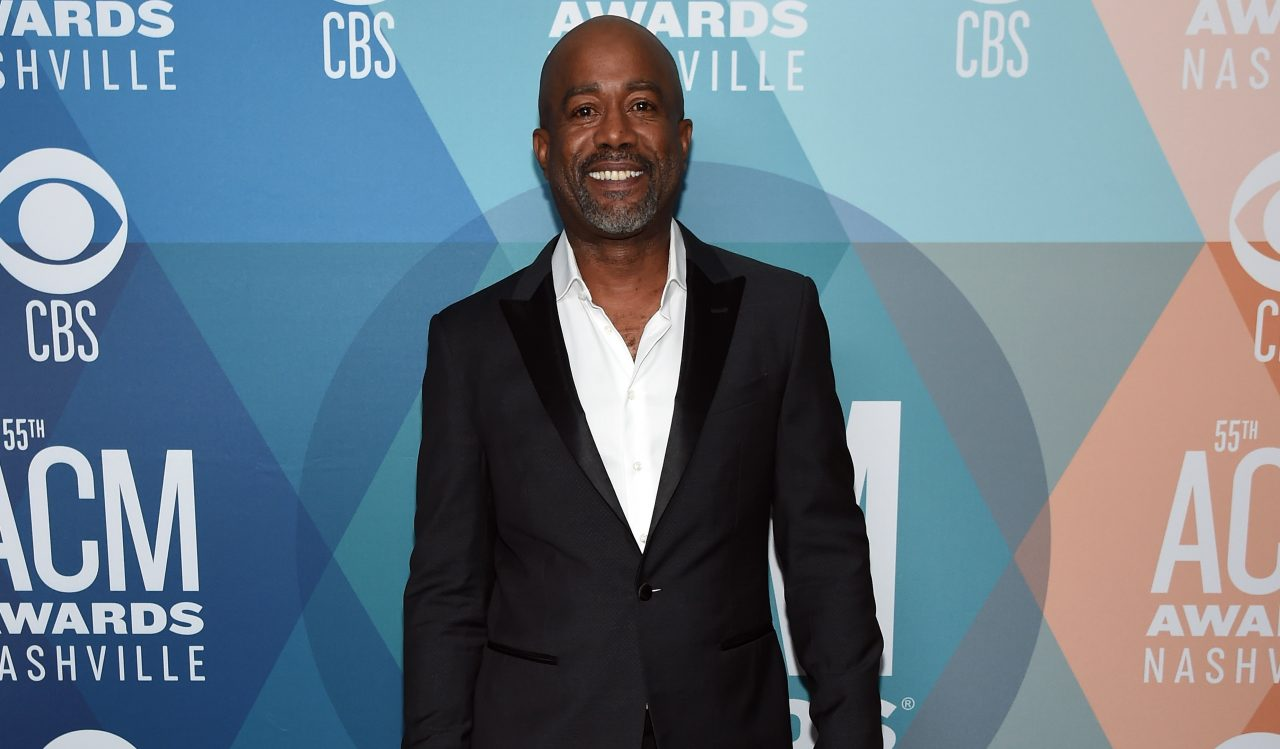 Darius Rucker Shares What's Been Getting Him Through The Pandemic